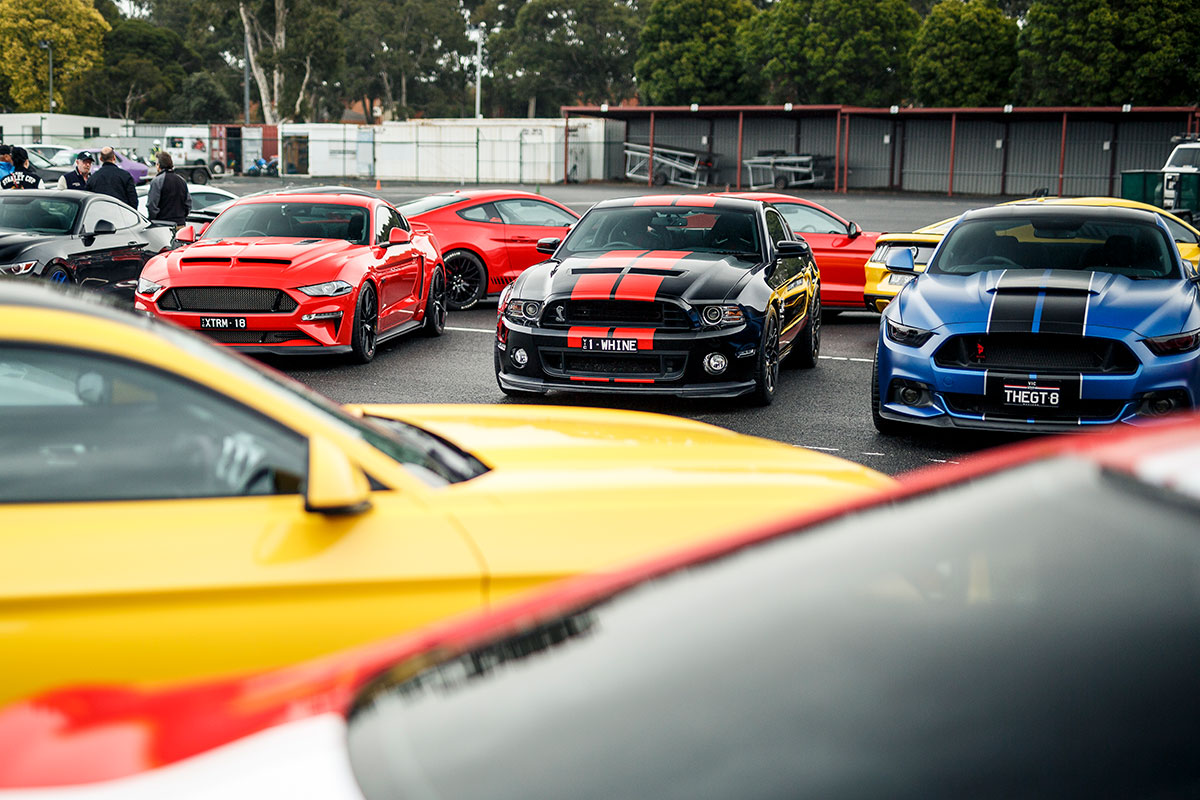Mustang Motorsport Track Day